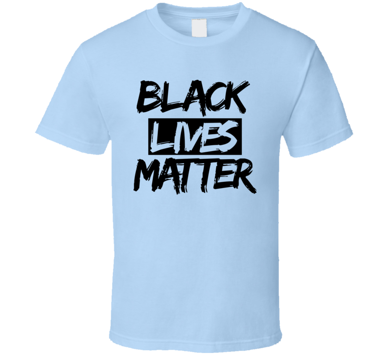 Black Lives Matter #8 All Lives Matter I Can't Breathe Faith Blessed Inspirational Motivational TShirt
