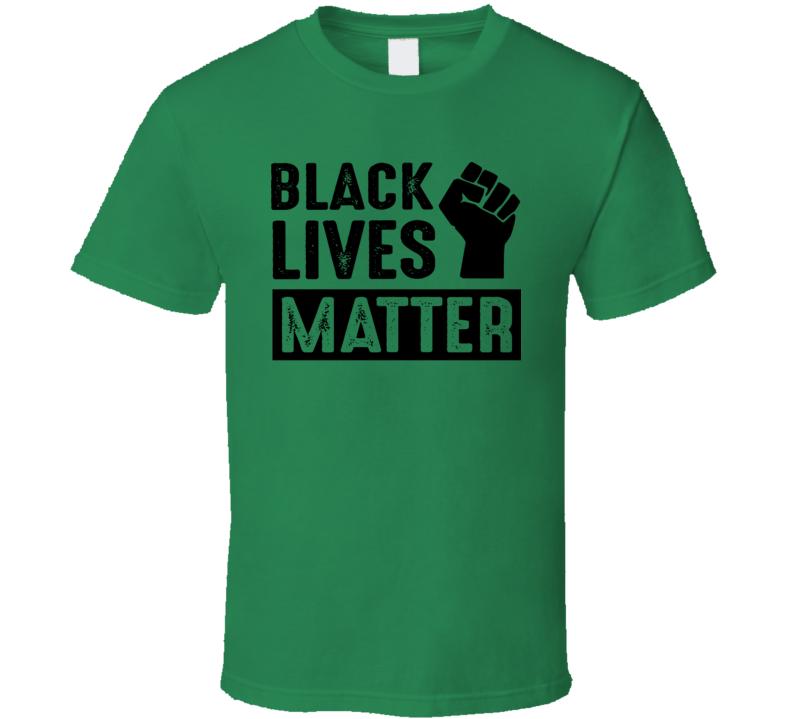 Black Lives Matter #10 All Lives Matter I Can't Breathe Faith Blessed Inspirational Motivational TShirt