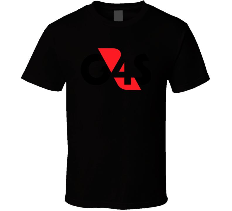 G4s  Security Logo T Shirt
