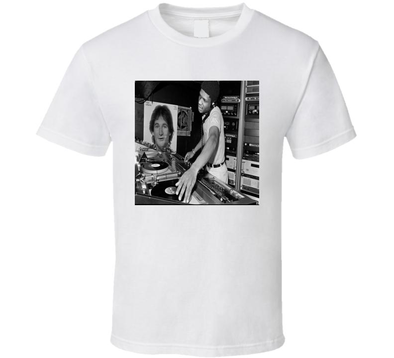 Larry Levan Dj Genius T Shirt