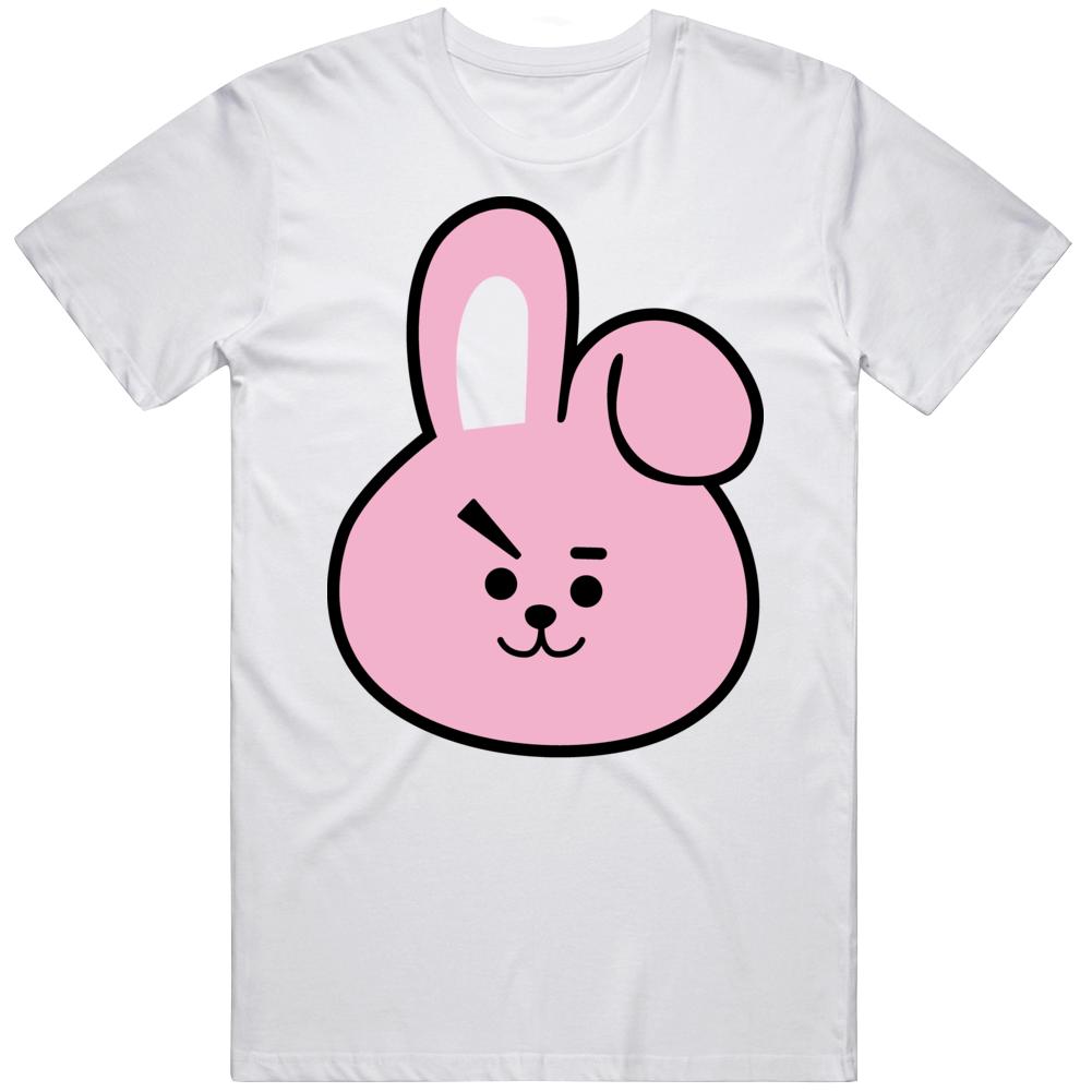 Bt21 Cooky Bts Logo T Shirt