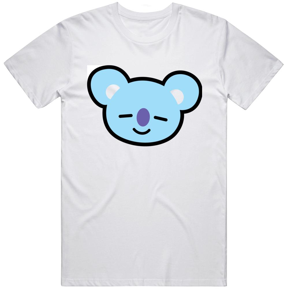 Bt21 Koya Bts Logo T Shirt