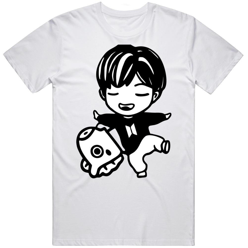 Bts J-hope Logo 45gf T Shirt