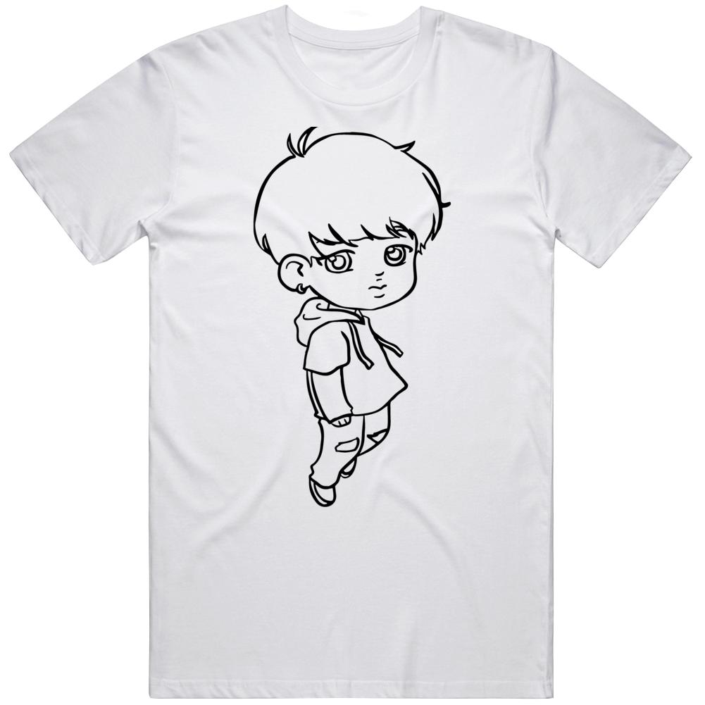 Bts Jimin Logo 19kr T Shirt