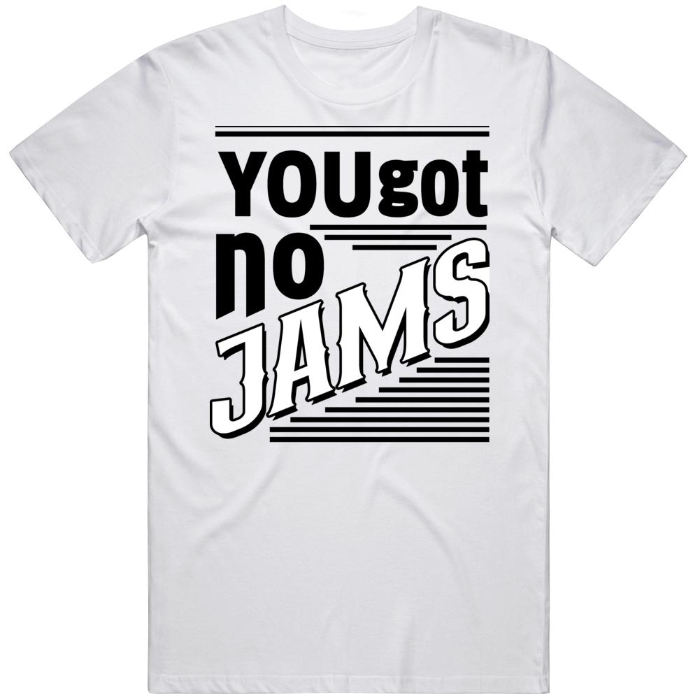 Bts Jimin You Got No Jams Logo T Shirt