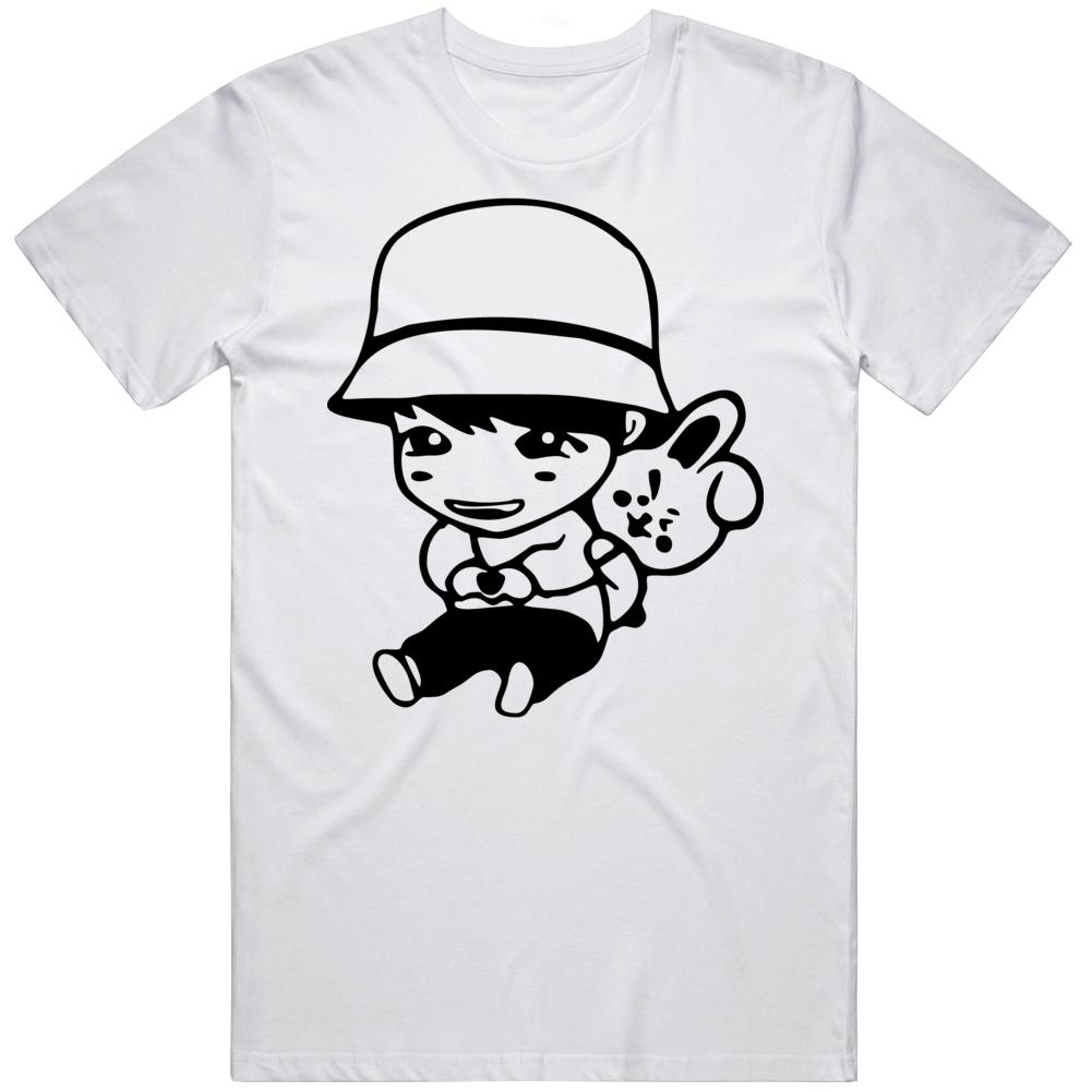 Bts Jk Logo Nr63 T Shirt