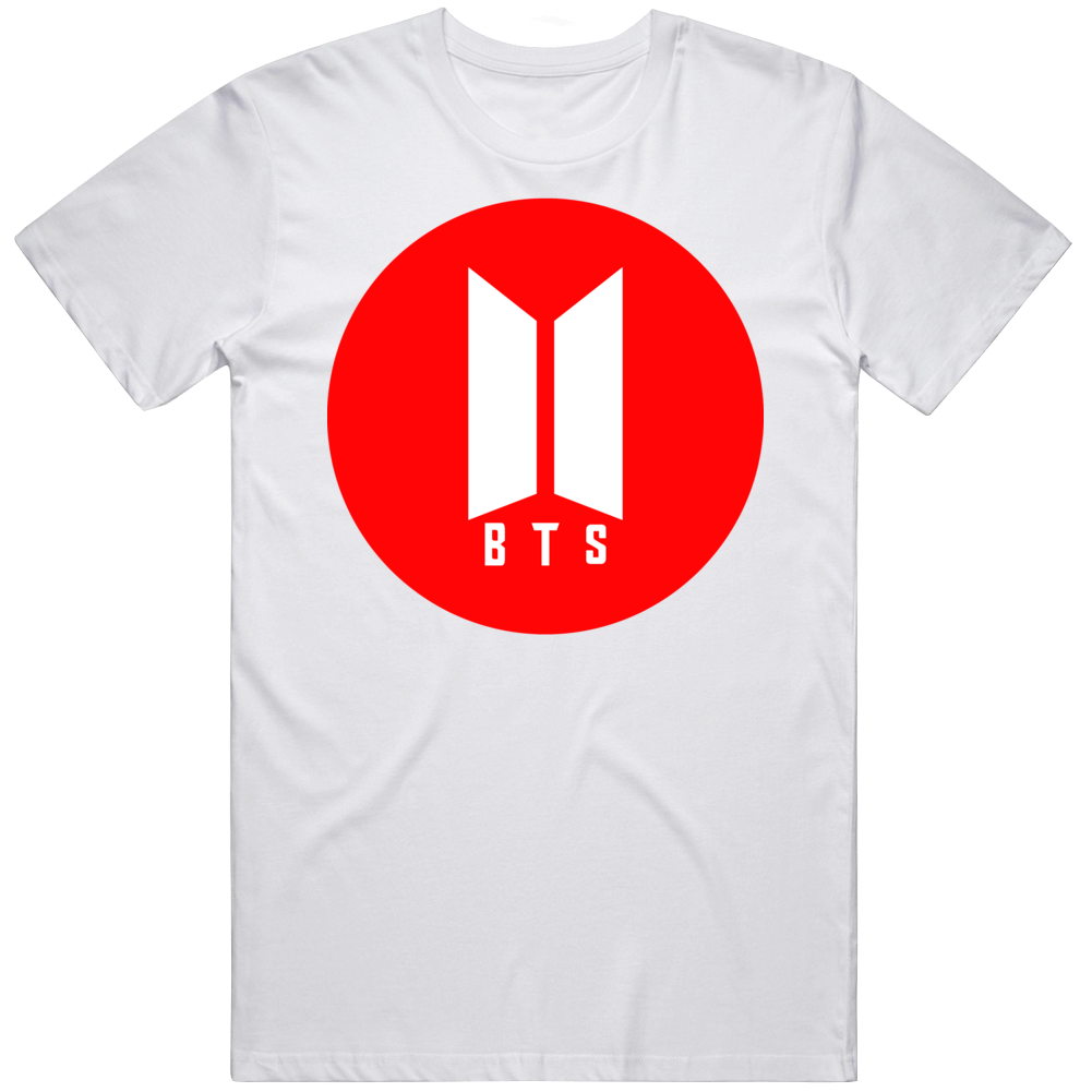 Bts Logo 02jr T Shirt