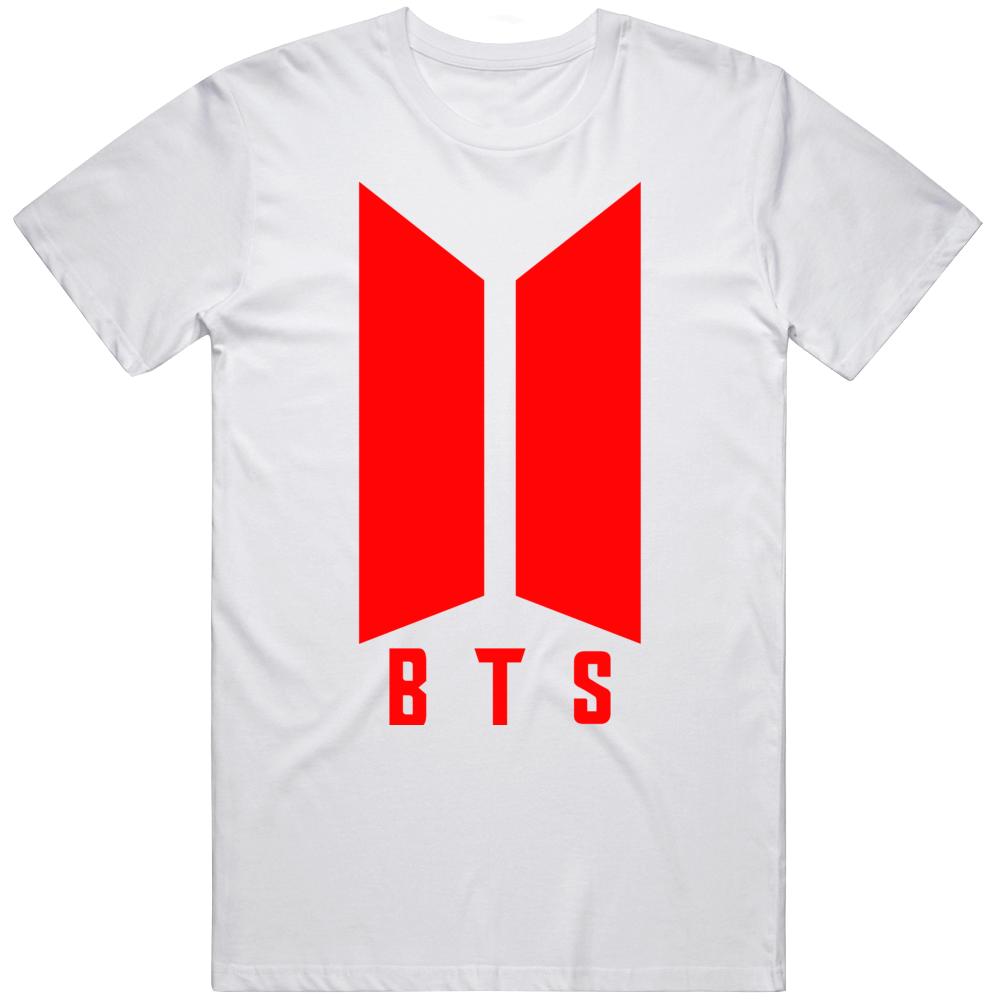Bts Logo Uj53 T Shirt