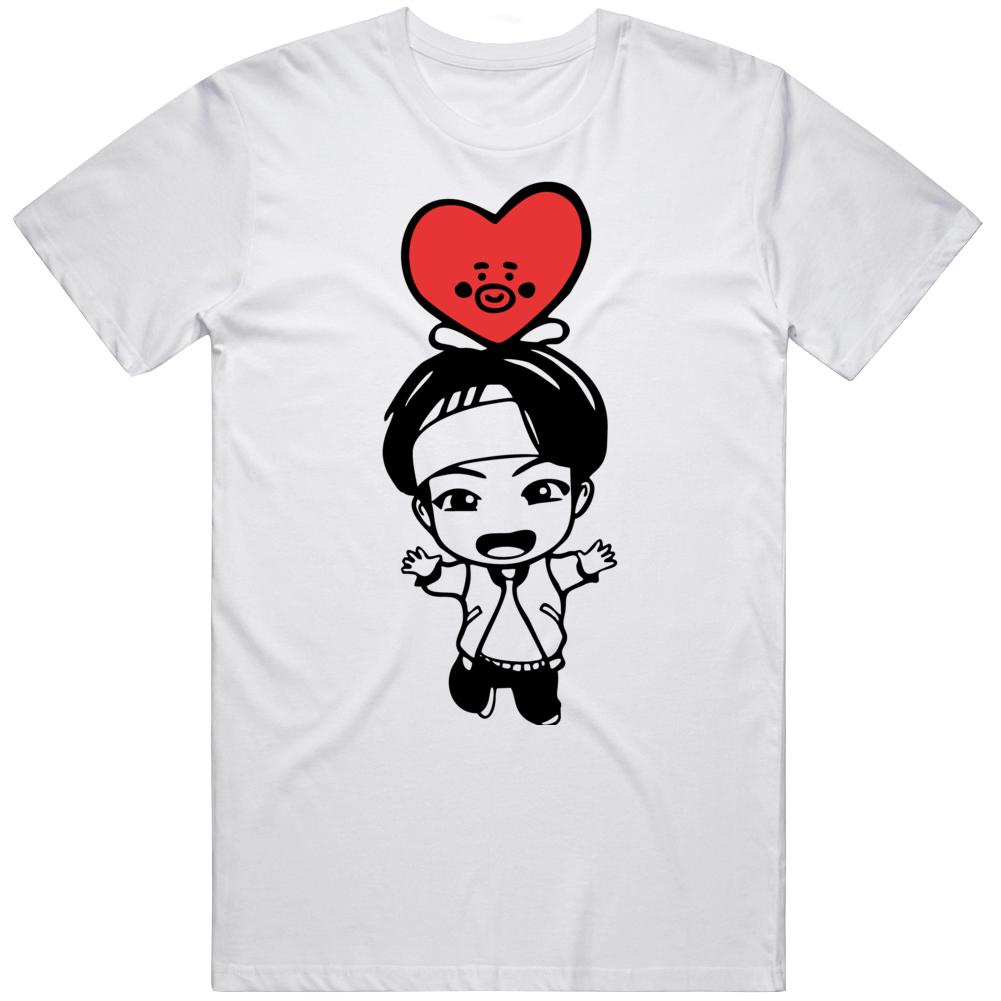 Bts V Logo 74jf T Shirt