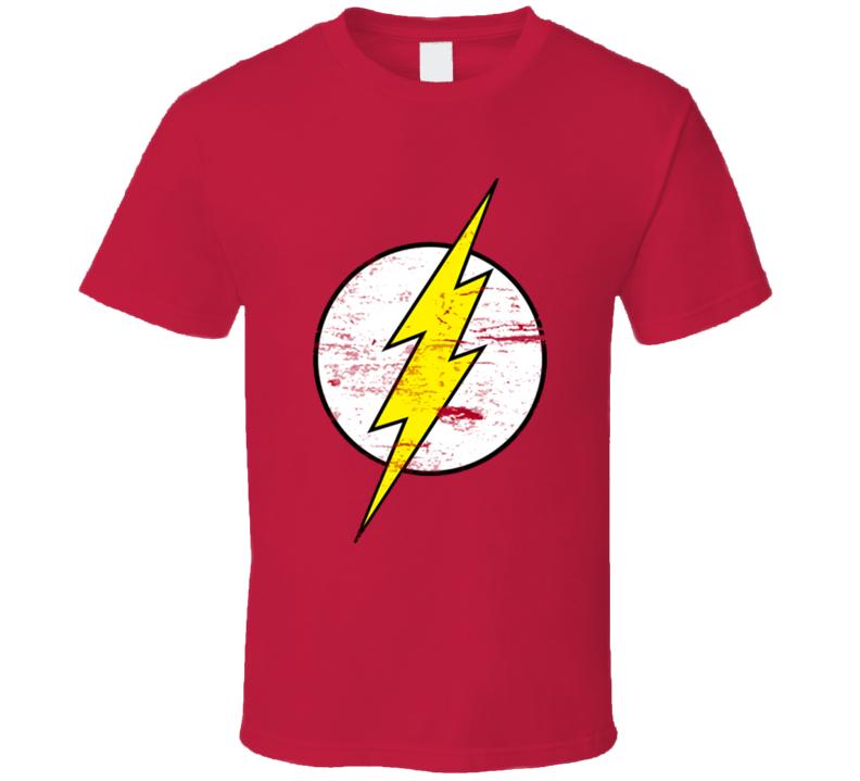 The Flash Logo tf77b1 T Shirt