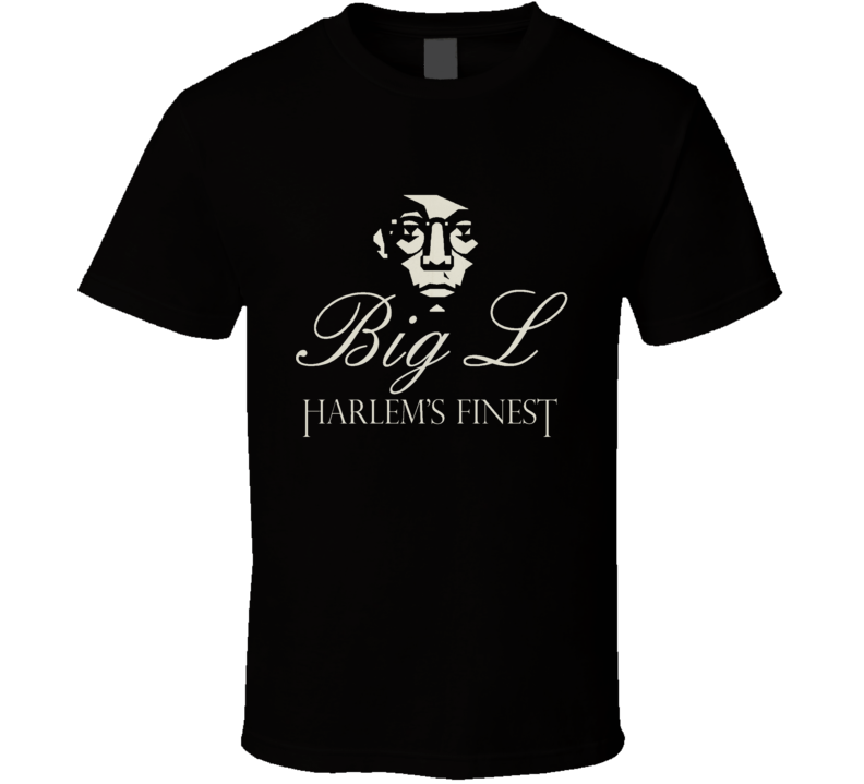 Big L Harlems T Shirt
