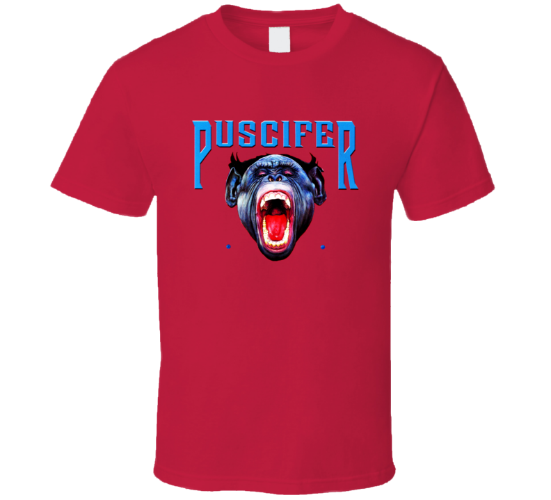 Puscifer American Rock Metal Band T Shirt