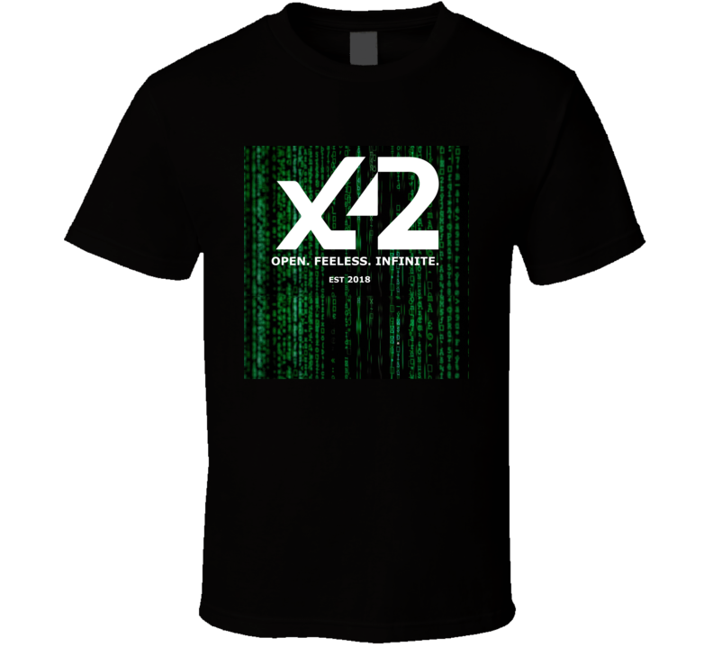 X42 Limited Edition 2018 T Shirt