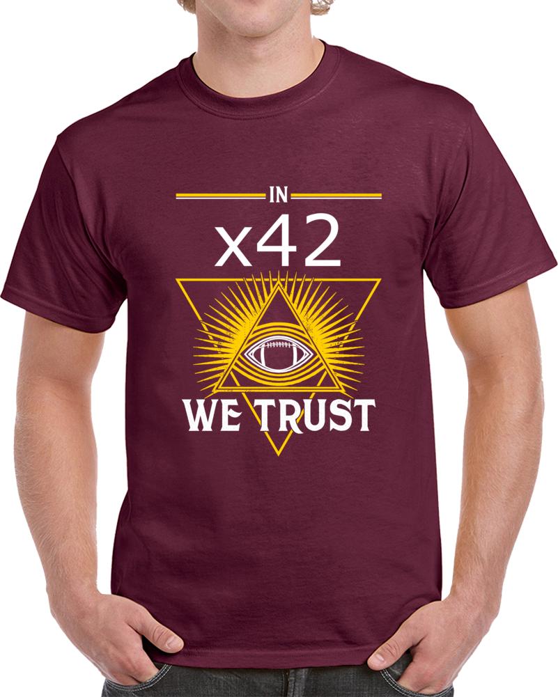 We Trust T Shirt