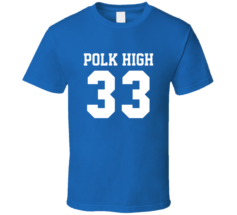 Polk High 33 T Shirt
