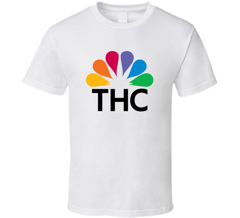 T H C Logo Parody Funny T Shirt From Godfather T Shirts