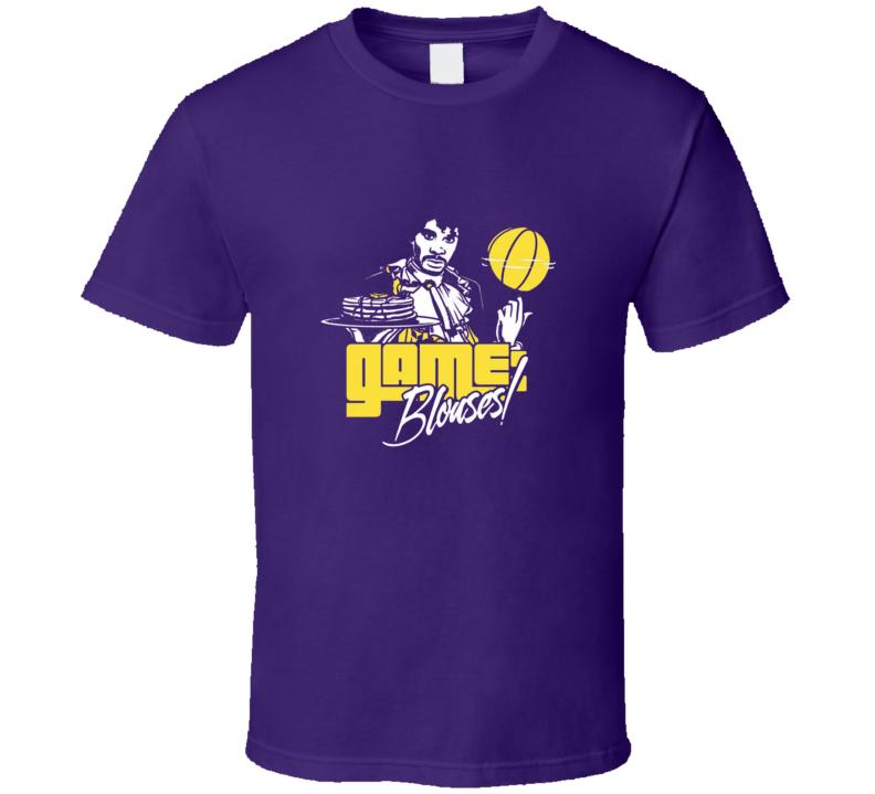 Game Blouses T Shirt
