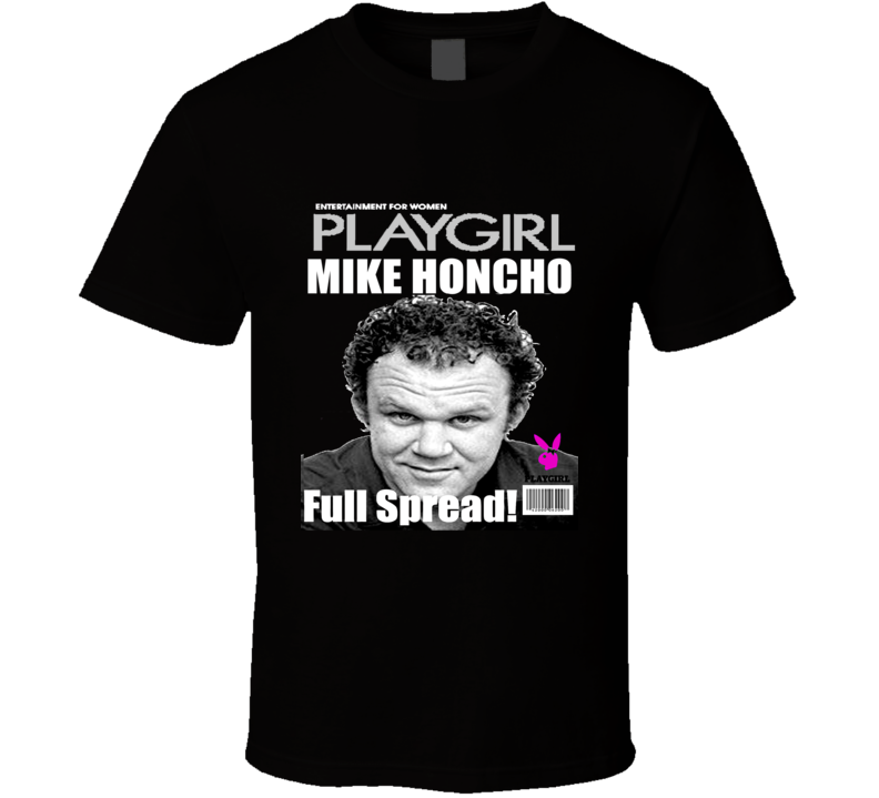 Mike Honcho Playgirl Full Spread T Shirt