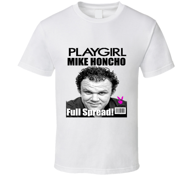 Mike Honcho Playgirl Cover Photo T Shirt