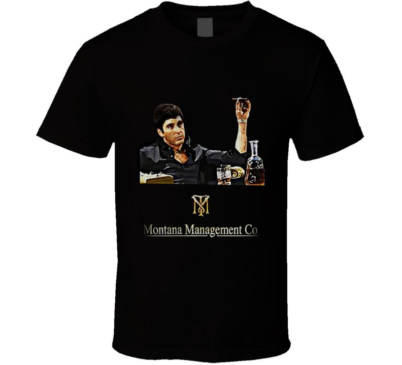 Scarface Tony Montana T Shirt