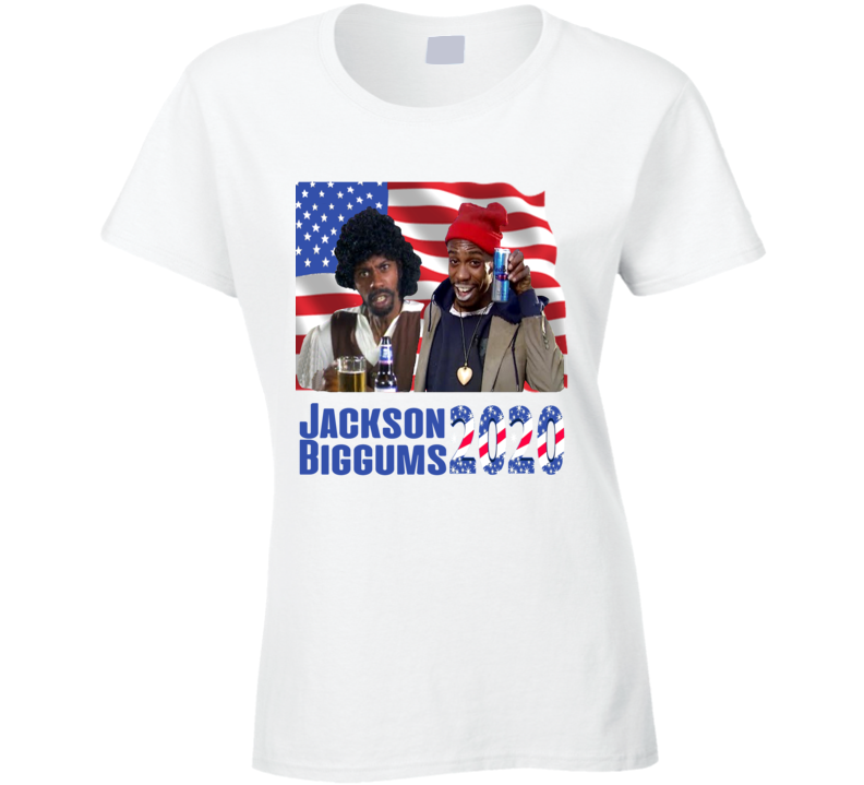 Jackson Biggums 2020 Ladies T Shirt