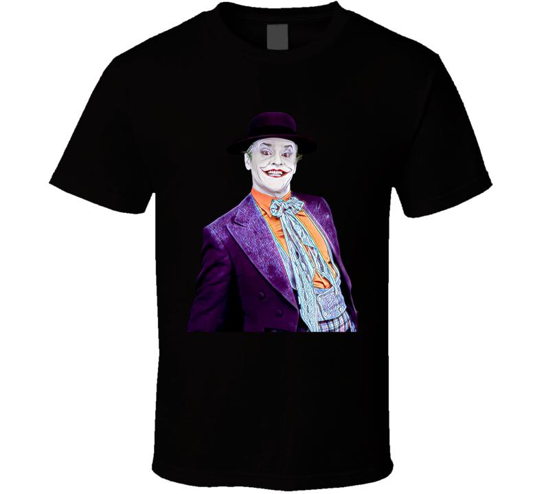 Jack Nicholson The Joker T Shirt