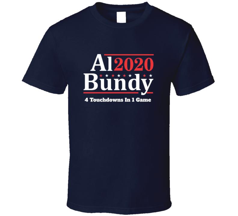 Al Bundy 2020 Election T Shirt