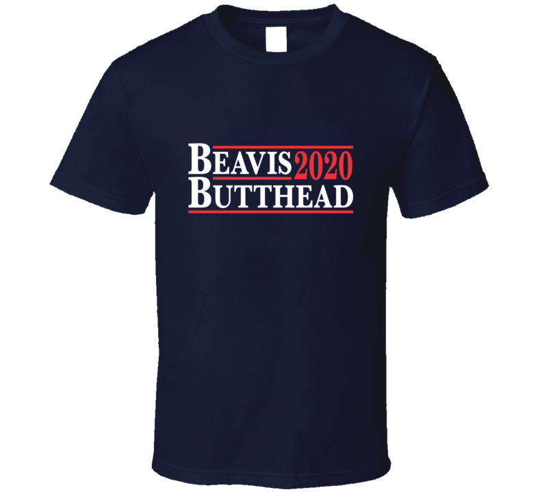 Beavis And Butthead 2020 T Shirt