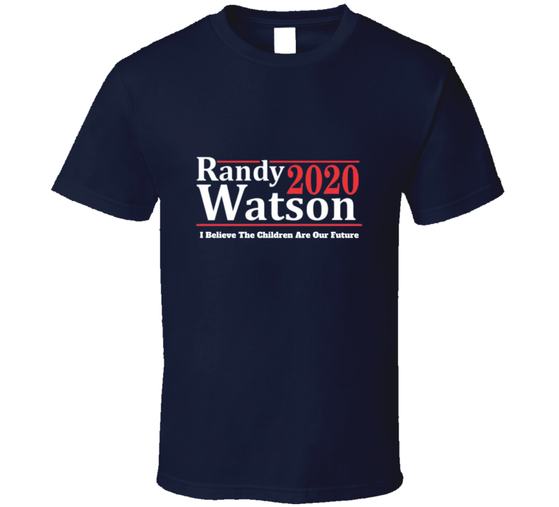 Randy Watson 2020 Election T Shirt