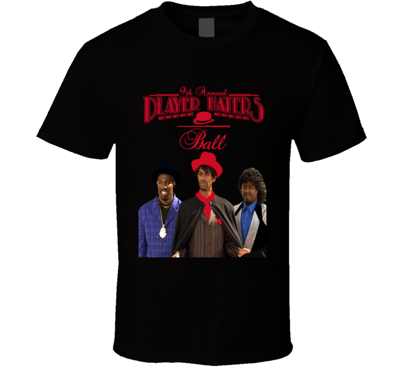 The Player Haters Ball T Shirt