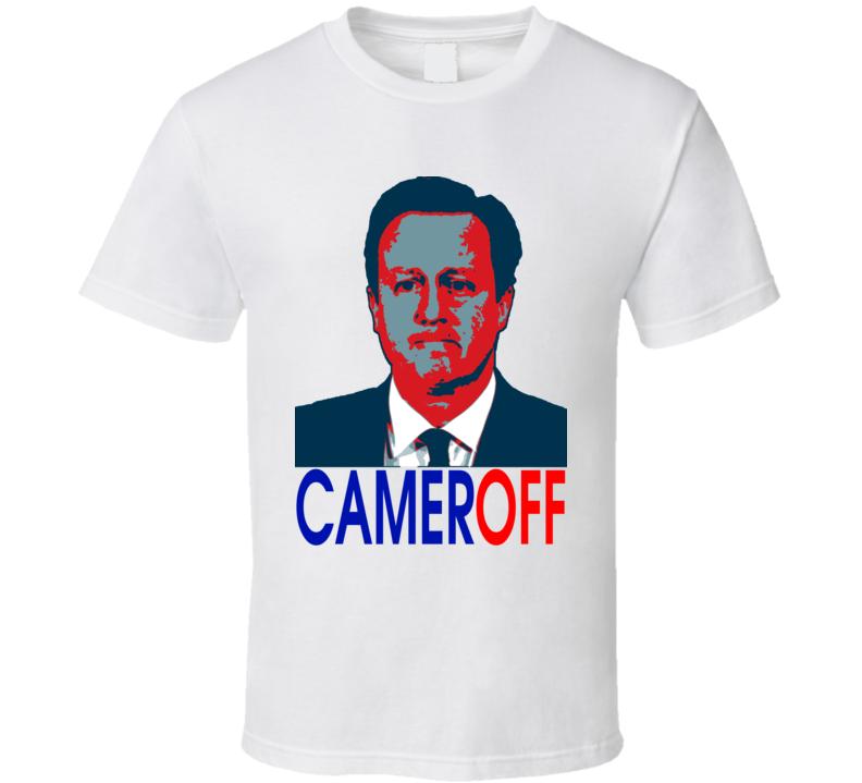 David Cameron Brexit Vote EU Referendum UK T Shirt