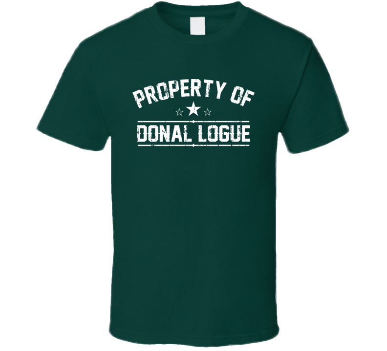 Property Of Donal Logue Cool Celebrity Actor Fan Funny T Shirt