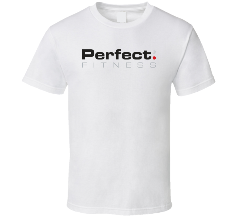 Perfect Fitness Pushup Funny Add As Seen On Tv Funny Parody T Shirt