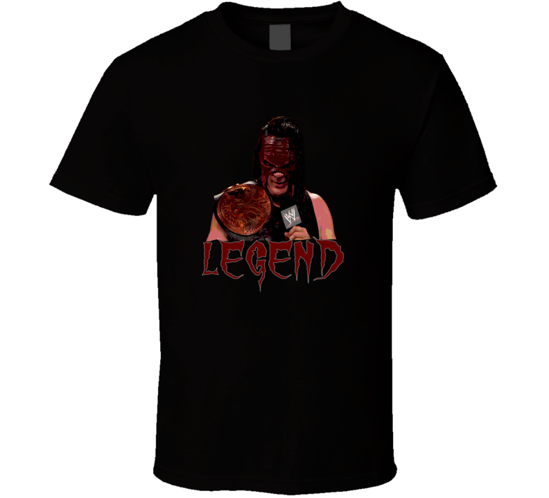 Kane WWE Raw Legend Wrestling T Shirt
