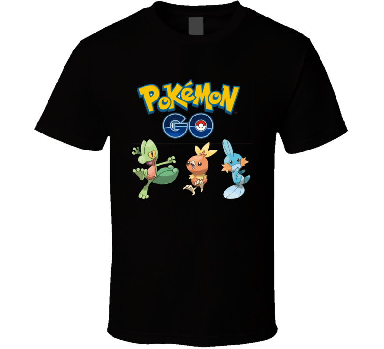 Pokemon GO Halloween Gen 3 Gamer Fan Gift T Shirt