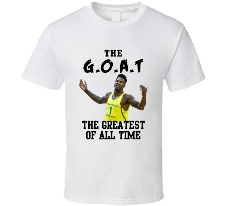 Jordan Bell Goat Golden State Basketball Fan T Shirt