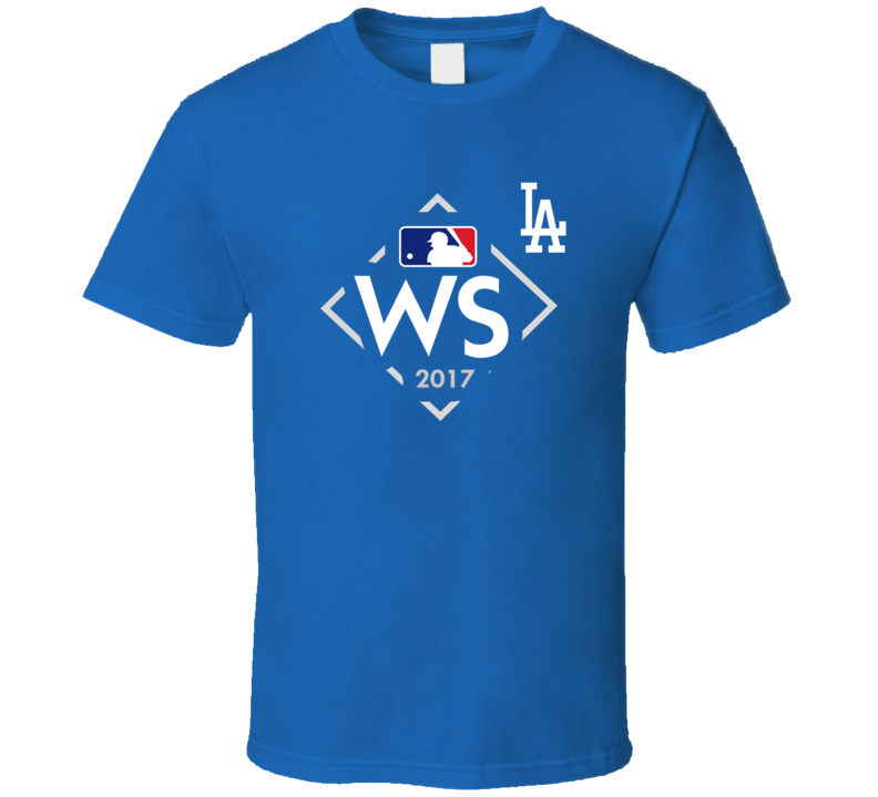Los Angeles Baseball World Series 2017 Home Pride T Shirt