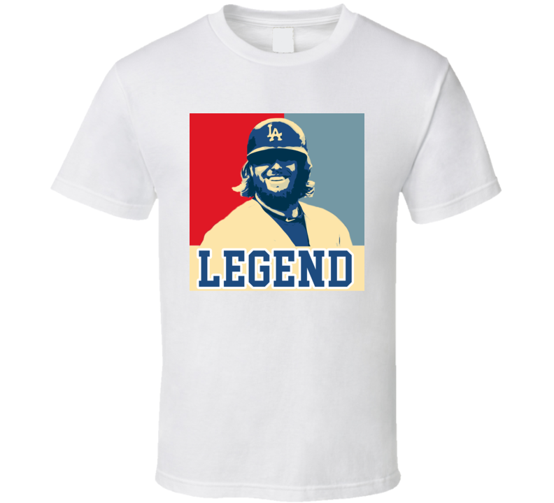 Justin Turner Los Angeles Baseball Legend T Shirt