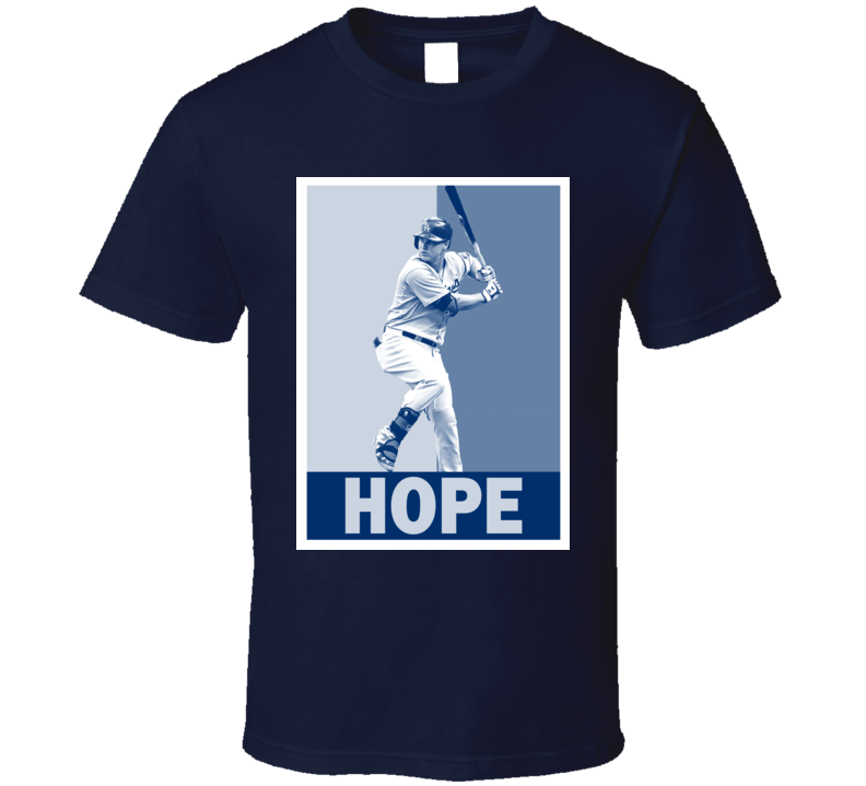 Joc Pedederson Hope Style Los Angeles Baseball Fan Gift T Shirt