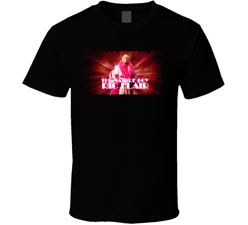 Ric Flair Nature Boy 30 for 30 Movie Wrestling Fan Gift T Shirt