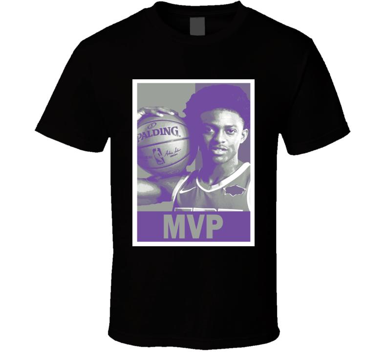 De Aaron Fox MVP Sacramento Basketball Essential Fan Gift T Shirt