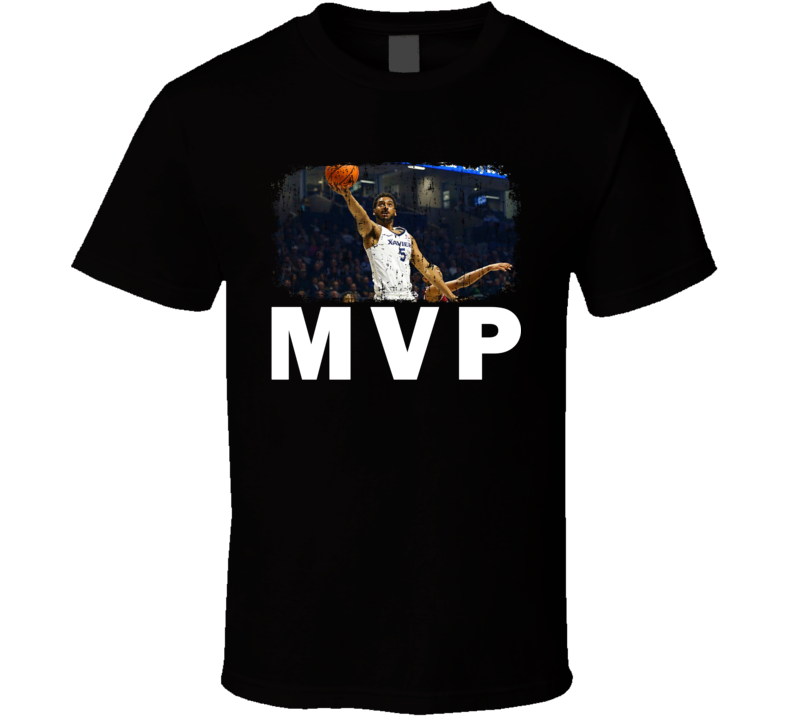 Trevon Bluiett Xavier College Basketball Cool Fan Gift T Shirt