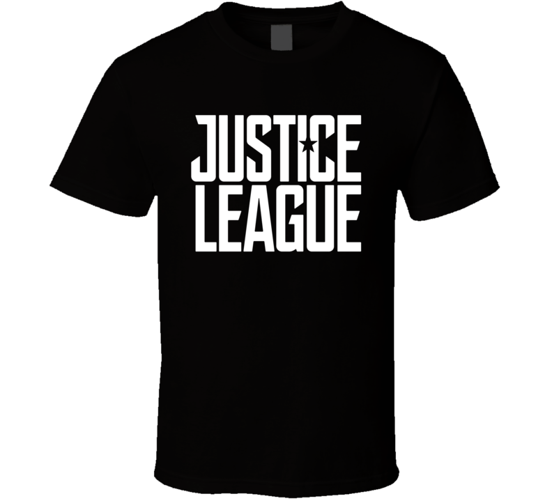 Justice League Best Superhero Movie DC Fan Gift T Shirt