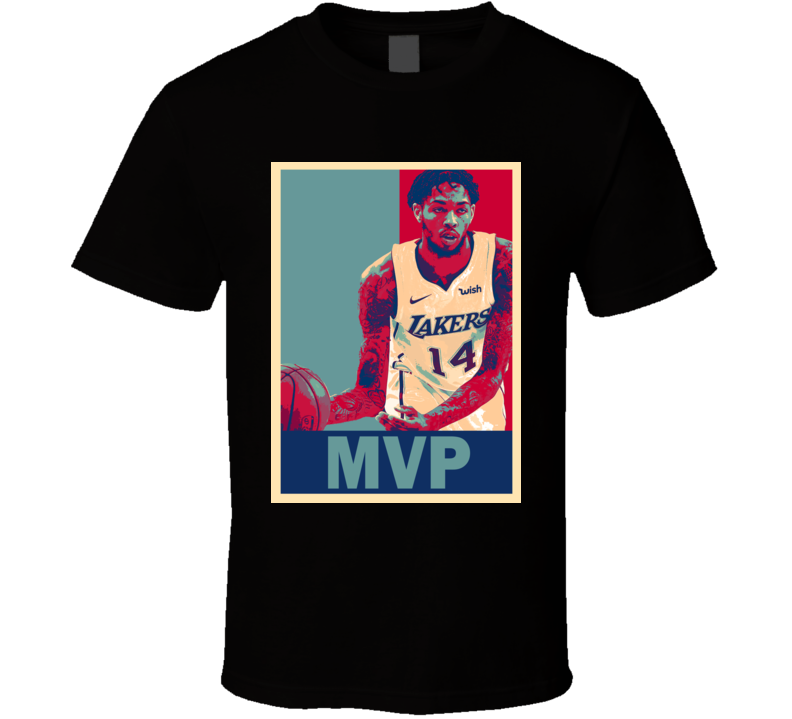 Brandon Ingram MVP Best Los Angeles Basketball Player Gift T Shirt