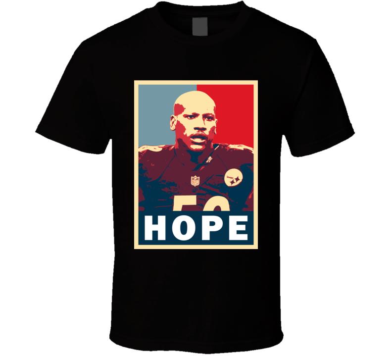 Ryan Shazier Hope Style Pittsbhurg Football MVP Gift T Shirt