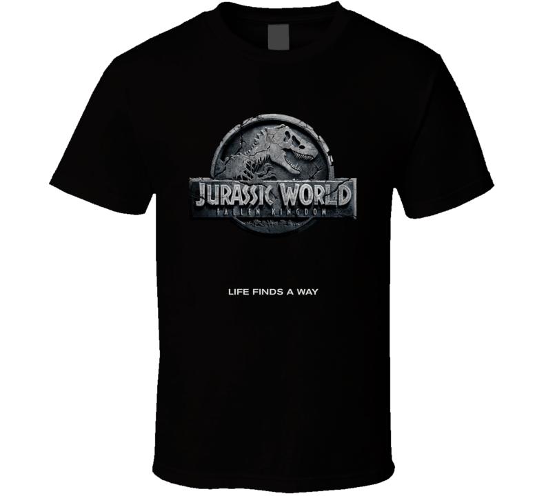 Jurassic World 2 Fallen Kingdom Best Movie Gift T Shirt