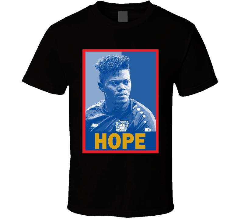 Leon Bailey Hope Poster Chelsea Soccer Fan Gift T Shirt