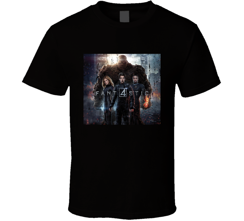 Marvel Studios XMen Fantastic Four Super Fan Cool Gift T Shirt