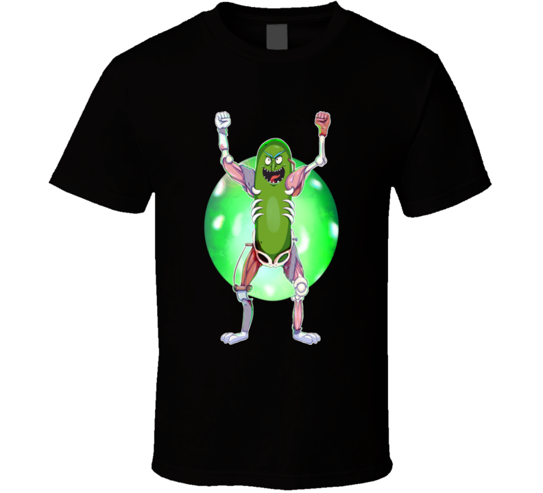 Rick And Morty It's Pickle Rick Funny Cool T Shirt