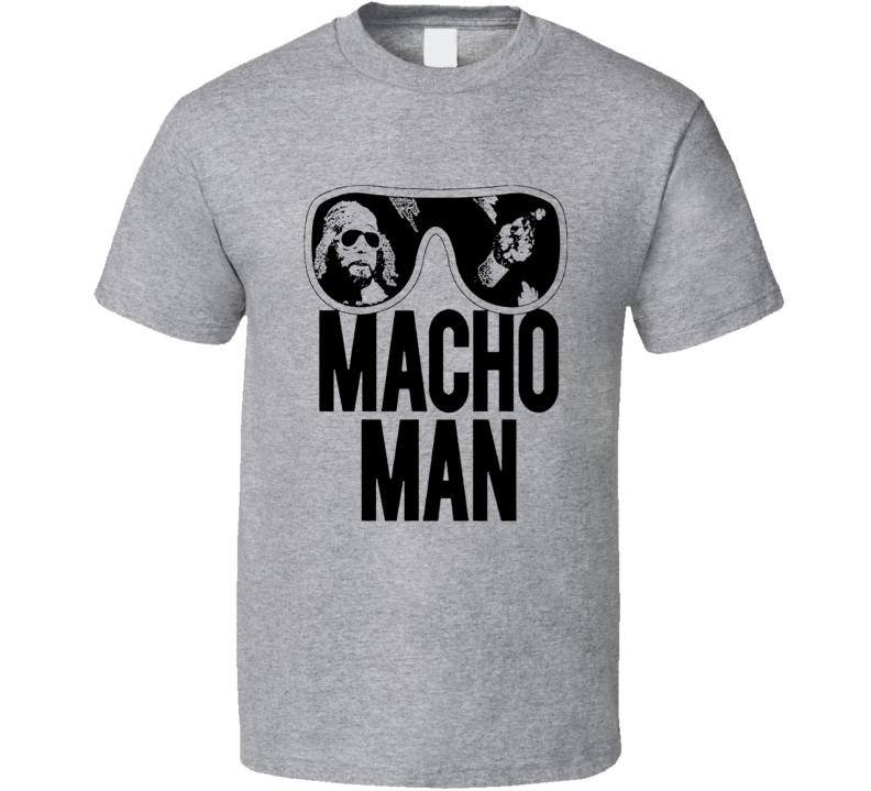 Wwe Legends Macho Man Cool Fan T Shirt